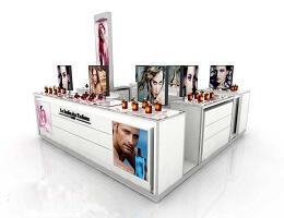 perfume kiosk & bars