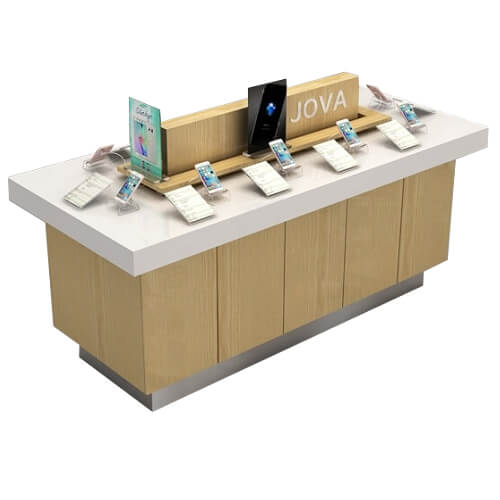 mobile phone display counter