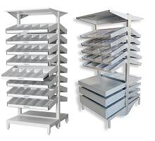 RX pullout shelves
