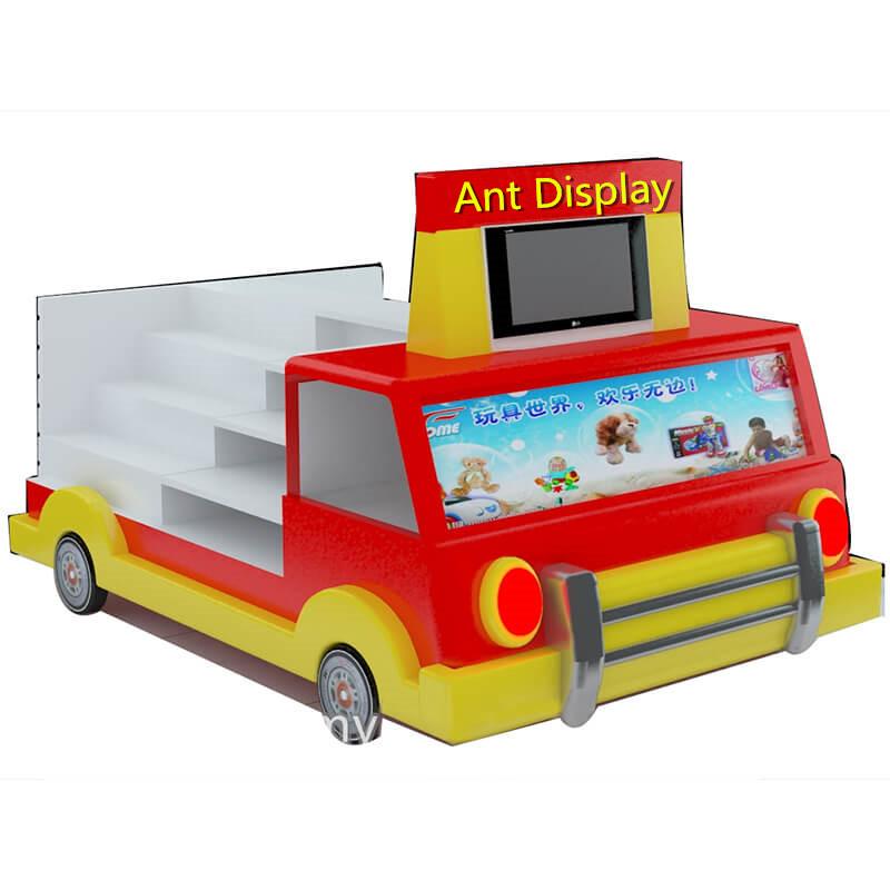 toy cart kiosk