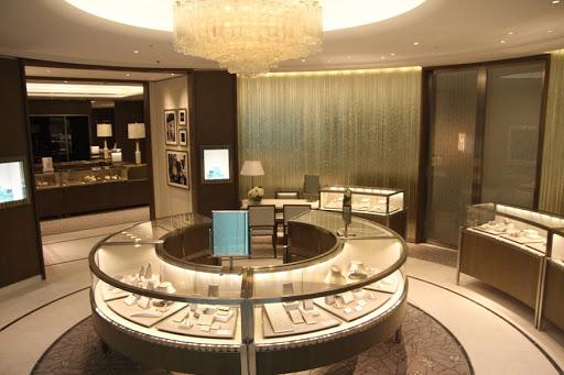 jewelry store counter design