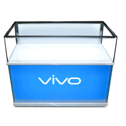 mobile phone display cases