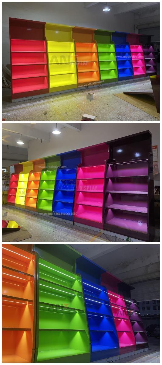 candy display furniture