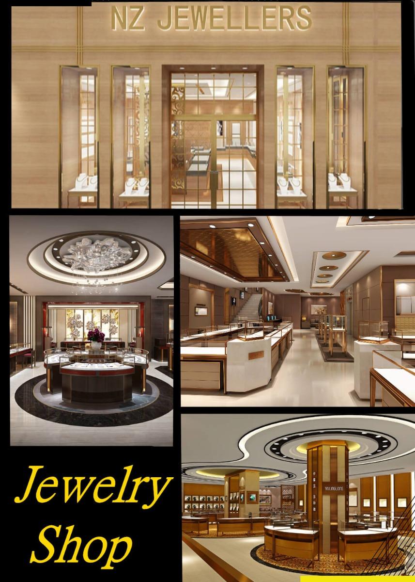 jewwelry shop design