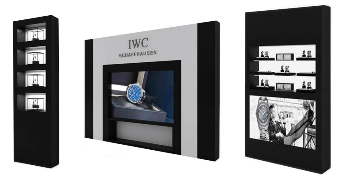 watch showcase