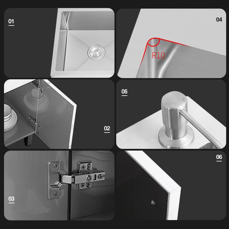 sink details