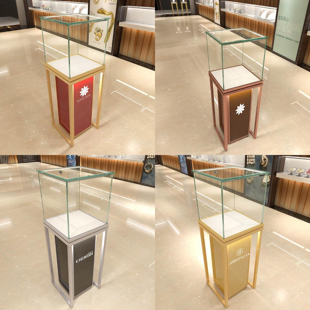 pedestal counter