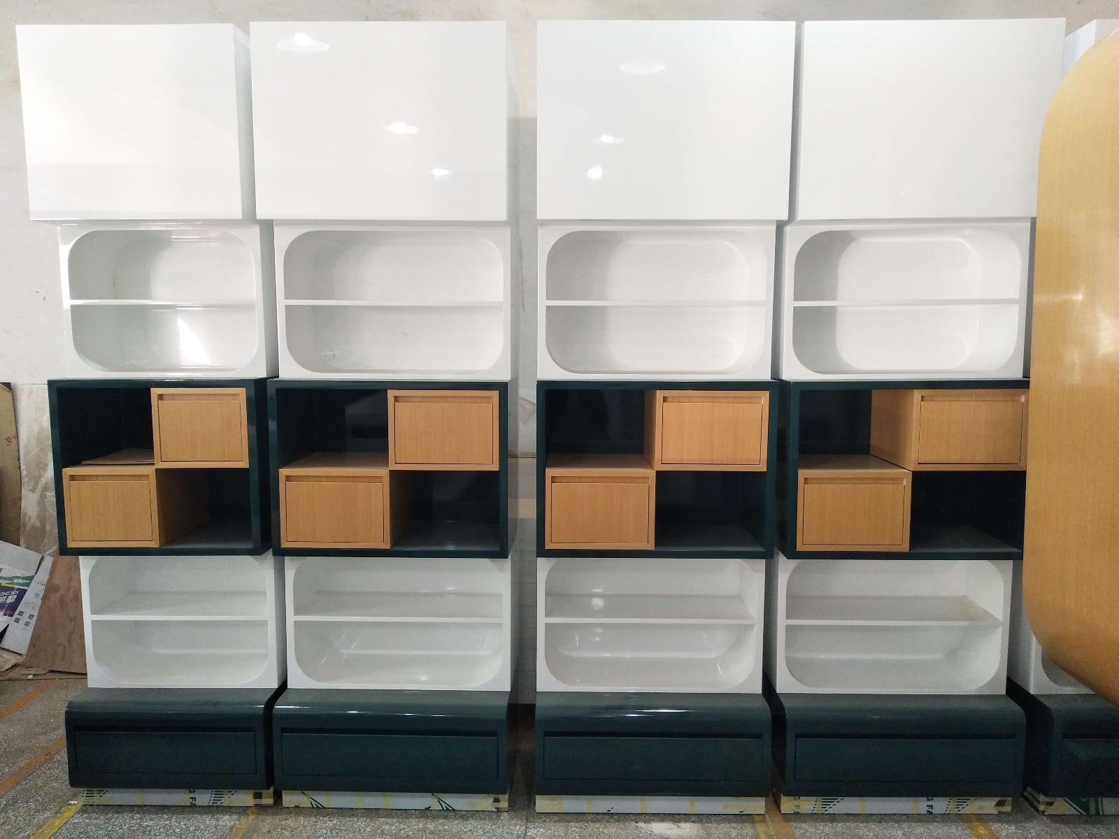 pharmacy shop cabinets