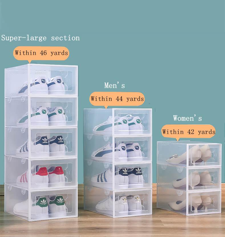 shoe display cabinet
