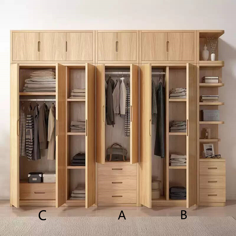 clothing cabinet