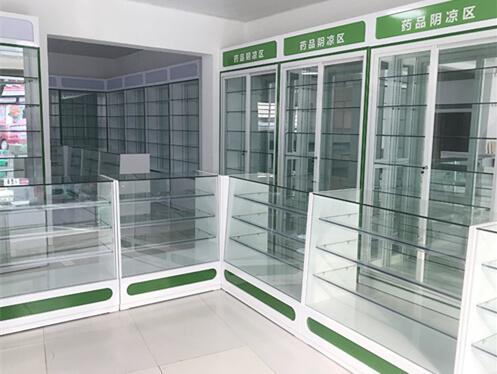 pharmacy showcase
