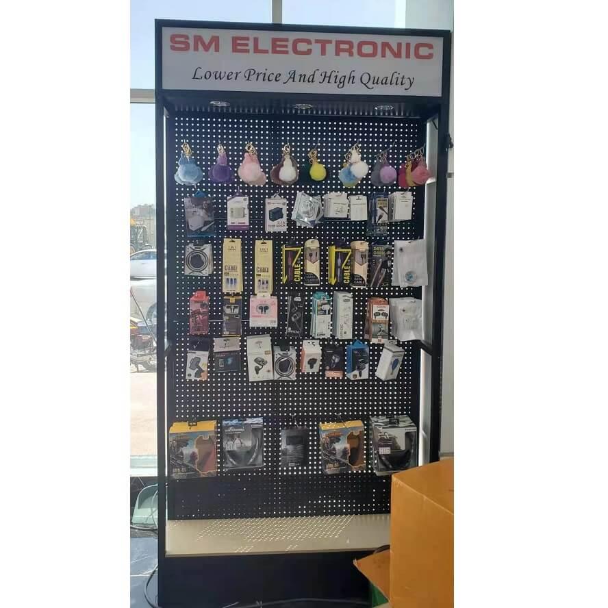 mobile phone shelf