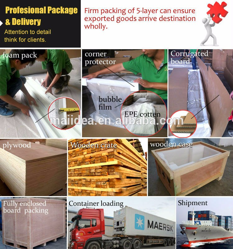 packaging and shipment