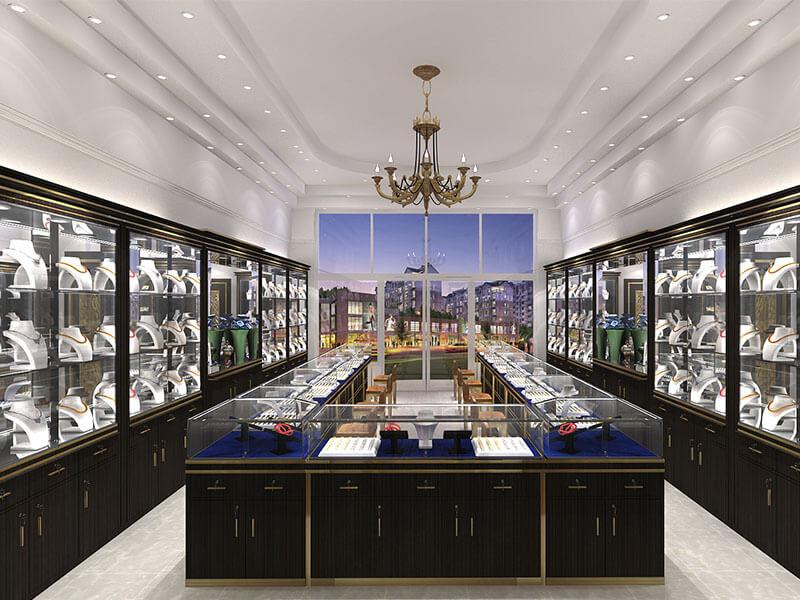 display showcase