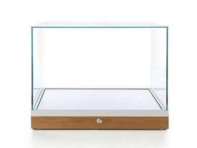 glass display box