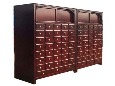 pharmacy shop cabinet