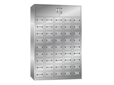 pharmacy drawers