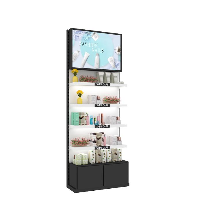 tủ trưng bày sản phẩm chăm sóc da