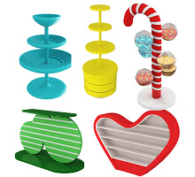 candy store display stands & fixtures
