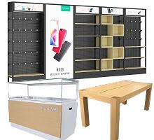 cell phone retail store furniture & shopfitting