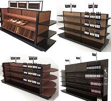 convenience store display fixtures