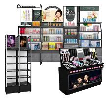 cosmetic shopfittings & store furniture