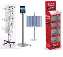 Floor Standing Retail Display Stands