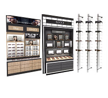 Optical & Sunglasses display stands