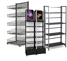 display racks & display shelf